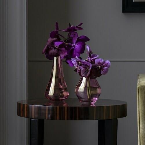 bloom - Pink Glass Bud Vase