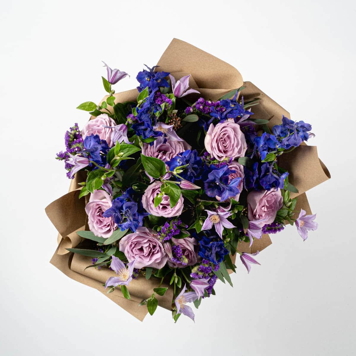 Bloom Flower Delivery | Wild Garden Bouquet
