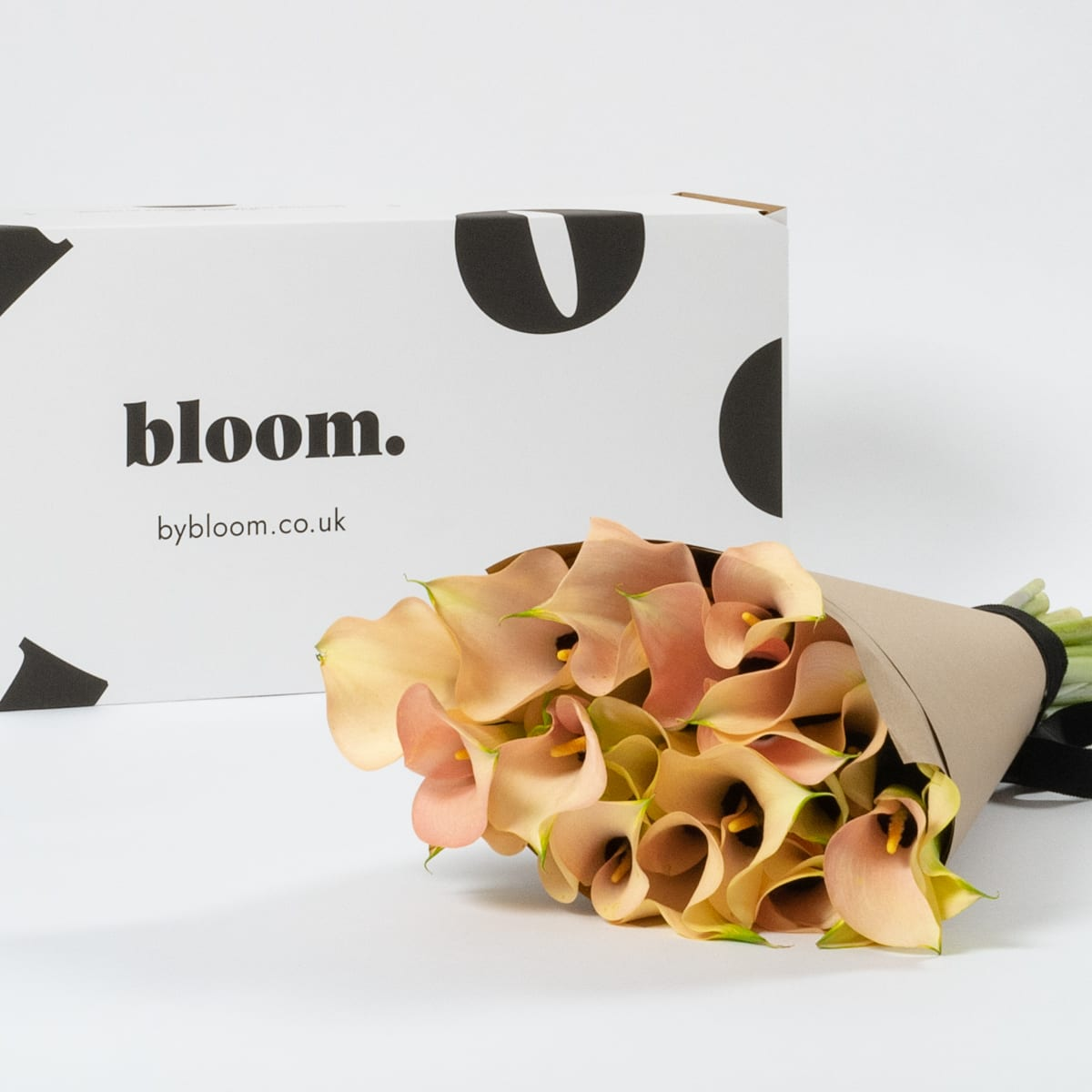 Bloom Flower Delivery | Ballet Slipper Pink Calla Lily