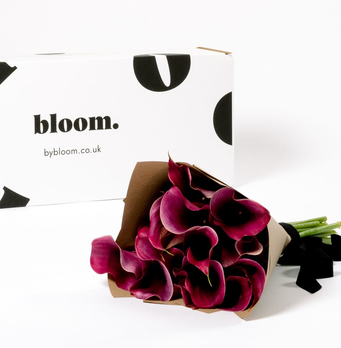 Bloom Flower Delivery | Raspberry Pink Calla Lily