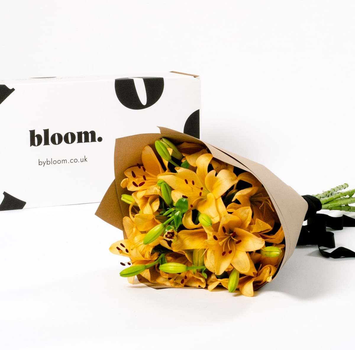 Bloom Flower Delivery | Peach Bellini Lily