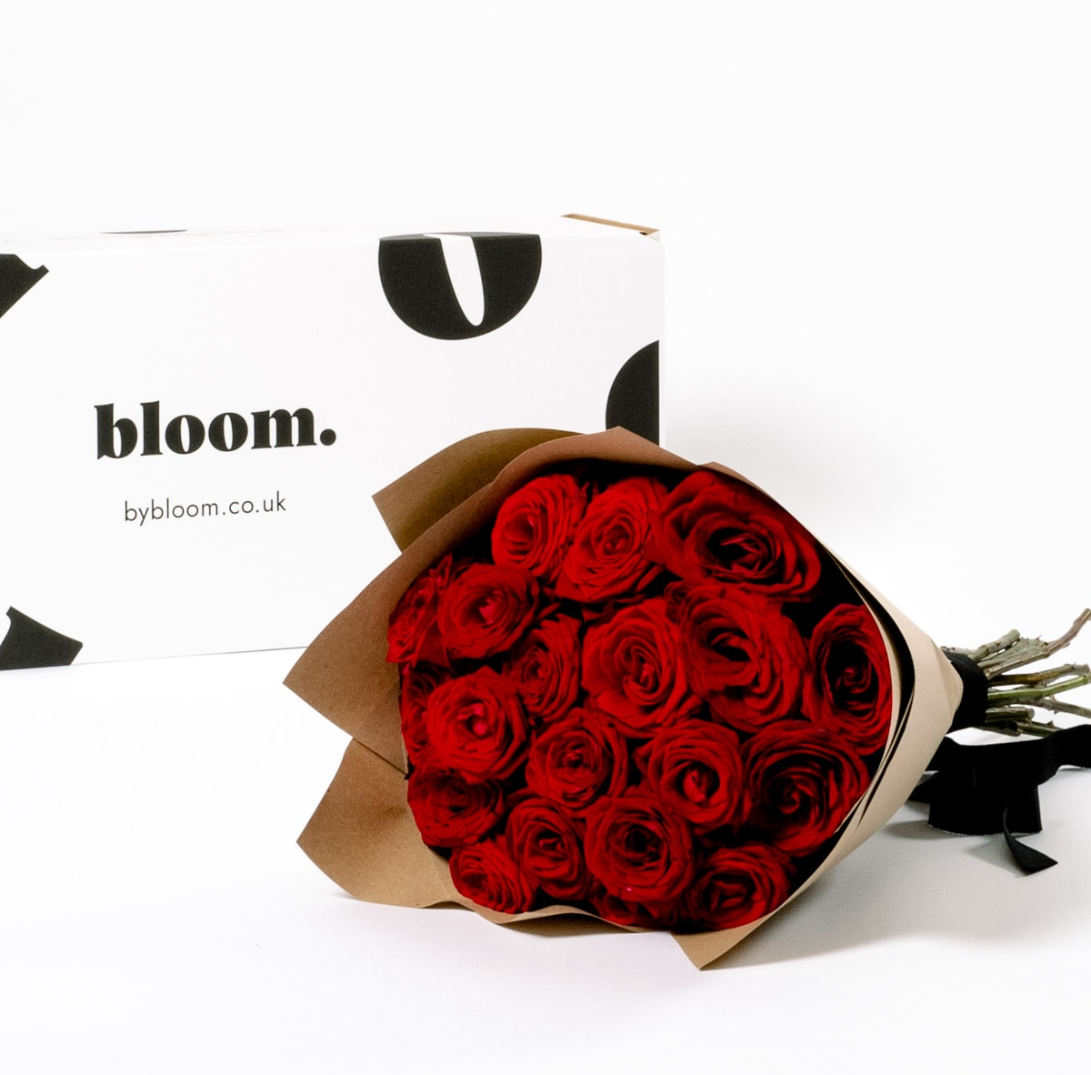 Bloom Flower Delivery | Red Naomi Rose