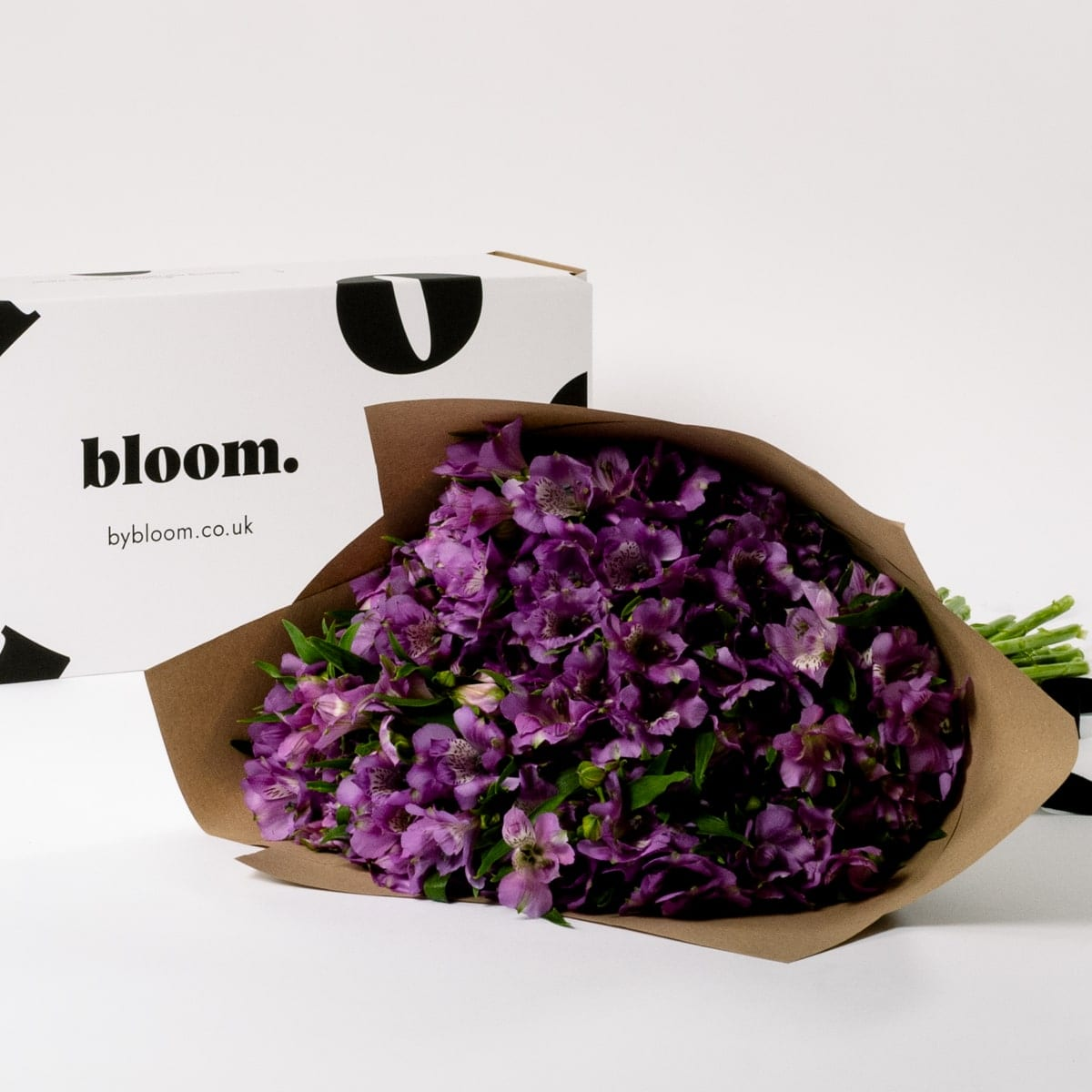 Bloom Flower Delivery | Lilac Alstroemeria